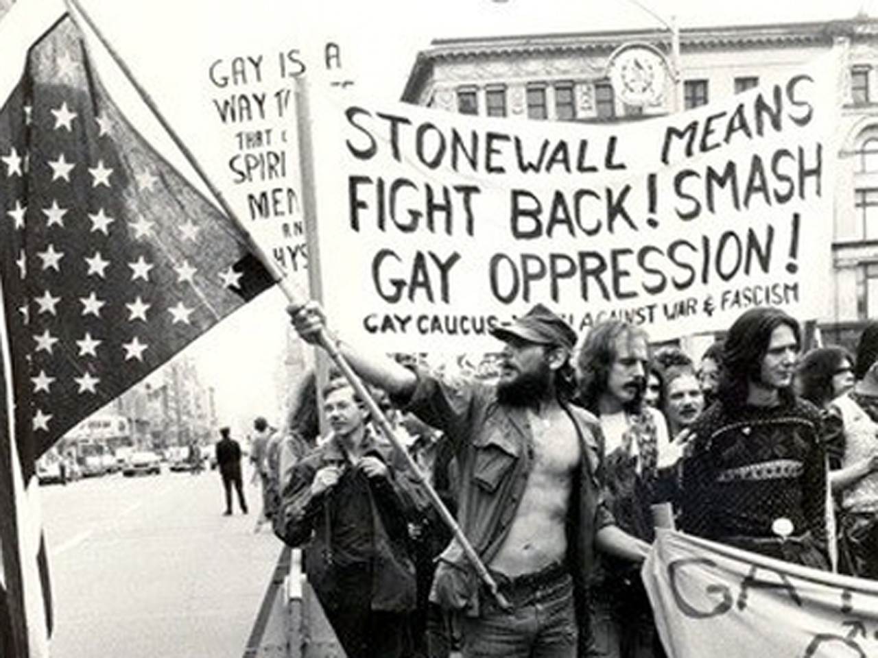 Image result for america's gay riots