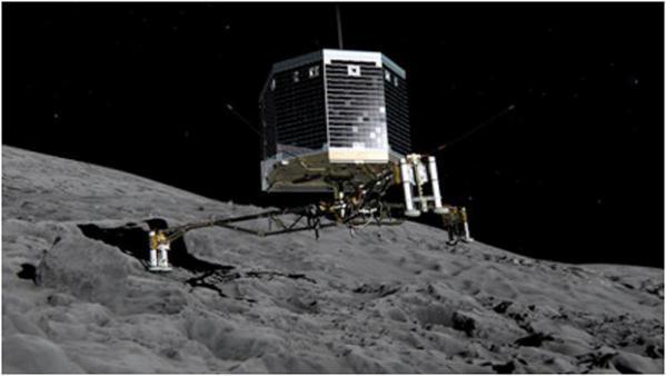 Rosetta space probe closes in on comet CBS News