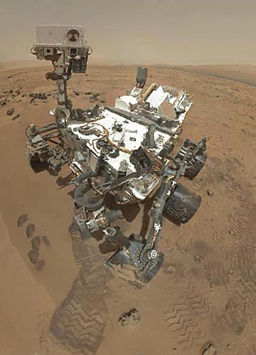 Curiosity at Mount Sharp NASA defends science CBS News