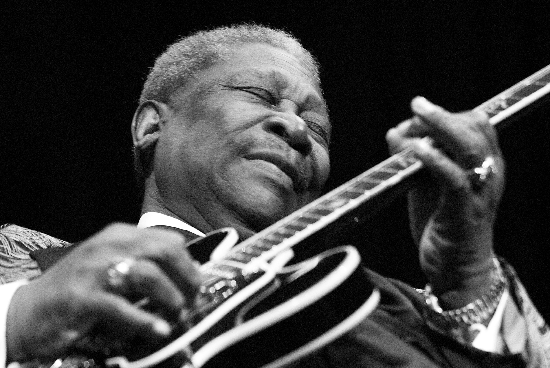 Blues Legend B B King