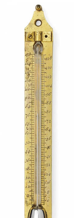 Who Invented Mercury Thermometer