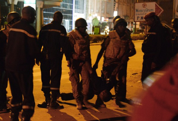 Militants launch deadly attack on cafe, hotel in Burkina ...
