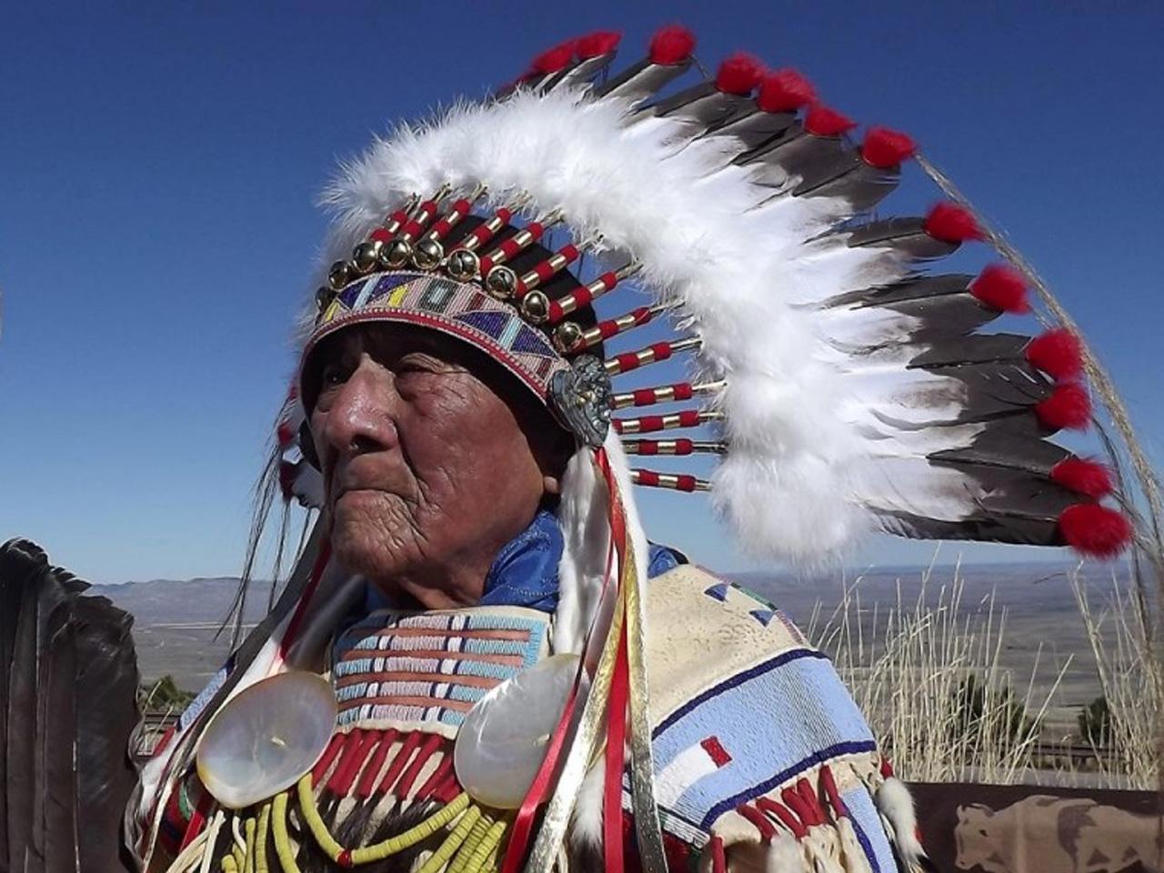 Last Plains Indian War Chiefs At Age 102