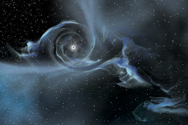 Can black holes transport you to other worlds? - CBS News