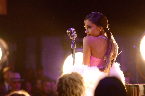 Ariana Grande strikes back at Facebook comments about her ...