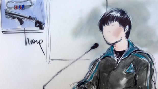 Michael Laut testifies