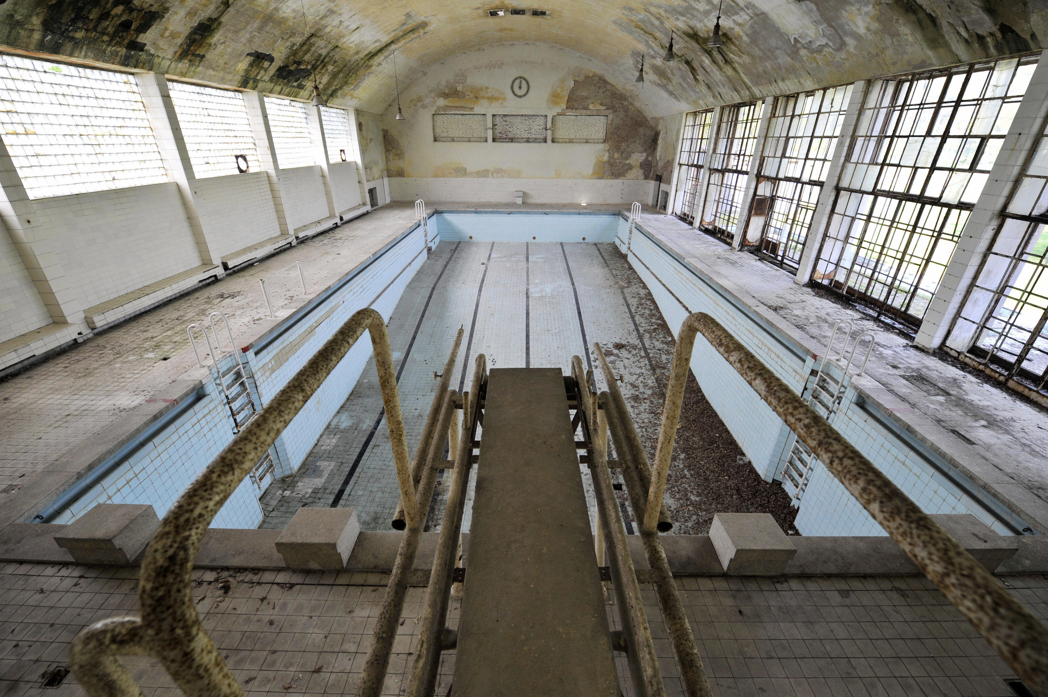 Abandoned Olympic Venues