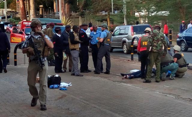 Image result for american embassy kenya police