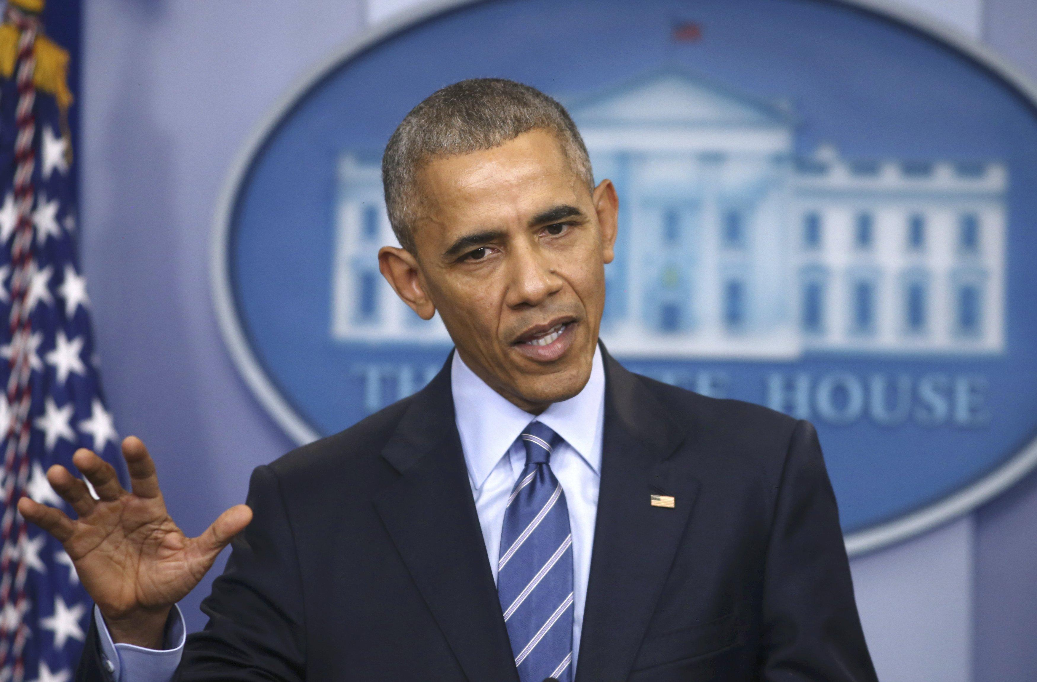 Obama Press Conference The President Says Electoral