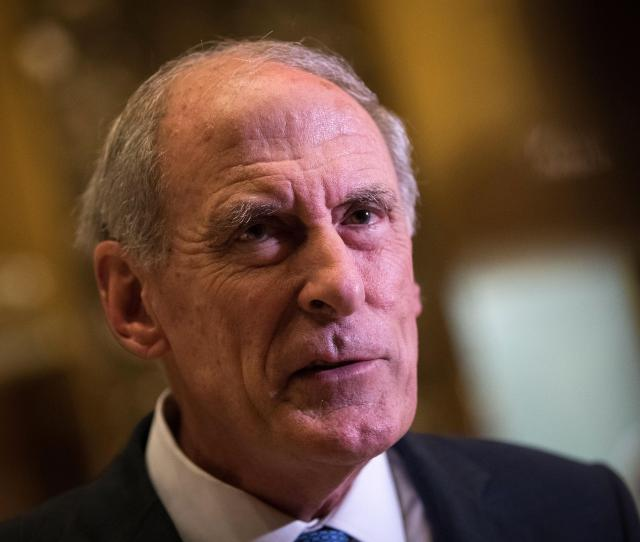 Intel Chief Dan Coats Says Of Cyberattacks We Are At A Critical Point