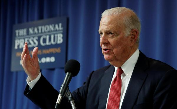GOP senior statesmen push for a carbon tax - CBS News
