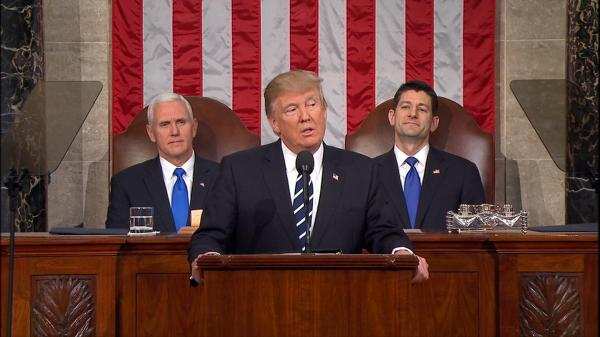 Trump's speech to Congress - Full text - CBS News