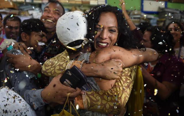 Landmark Ruling Decriminalizes Homosexual Acts In India