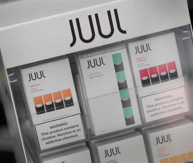 Fda Seizes Thousands Of Documents From E Cigarette Maker Juul