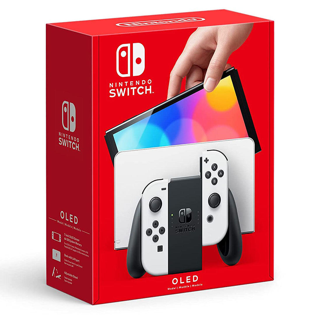 , What you need to know about the new Nintendo Switch OLED Model console, The Evepost National News