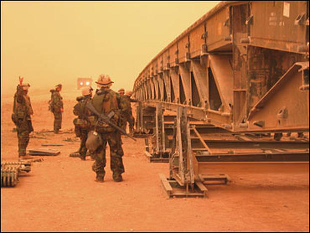 Road To Baghdad - Photo 1 - Pictures - CBS News