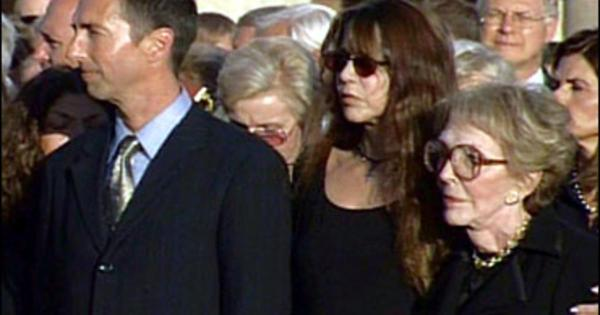 Reagan Son Blasts Bush - CBS News