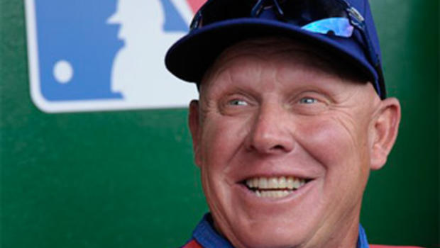 Cubs Pick Mike Quade as New Manager - CBS News
