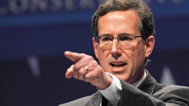 Rick Santorum  The Debate Bubble rick santorum ap110210031875
