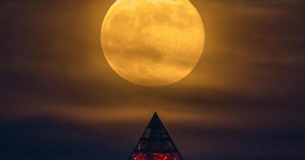 Superstitions collide: Full moon rises on Friday the 13th ...