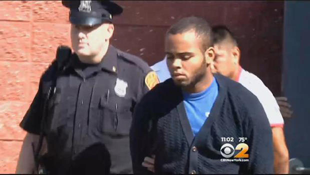 Dante Taylor arrested for murder of 21-year-old New York ...