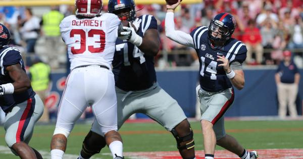 Alabama stunned by late Ole Miss comeback; top 25 college ...