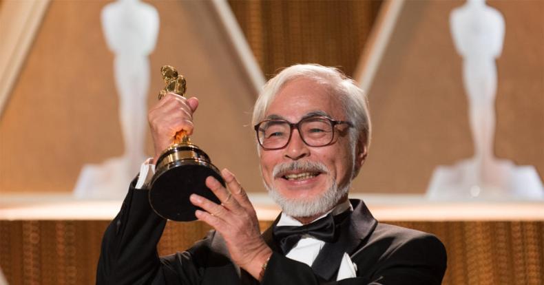 Oscar honors animator Hayao Miyazaki - CBS News