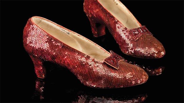 $1 million reward for Dorothy's ruby slippers - CBS News