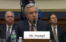Congress hammers Wells Fargo CEO -- again