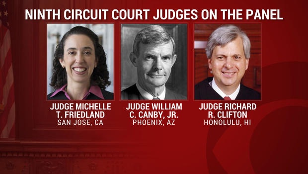 Image result for photos of the 9th circuit court of appeals panel