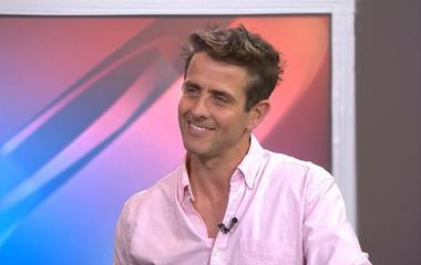 Joey McIntyre returns to the spotlight with