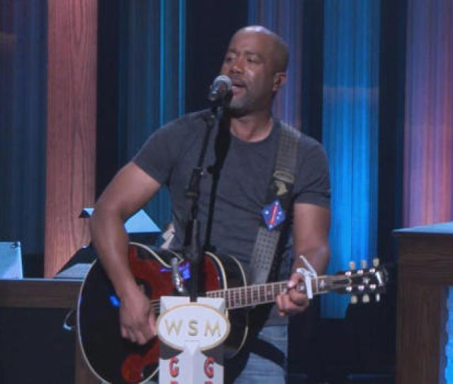 Darius Rucker Walks A Country Mile To A New Stardom