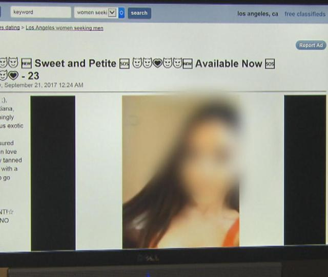 Does Backpage Com Help Or Hinder Efforts To Stop Sex Trafficking Cbs News