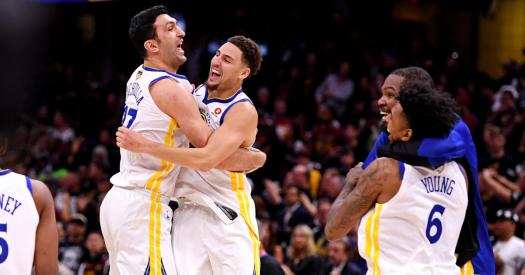 NBA Finals 2018: Golden State Warriors defeat LeBron James ...