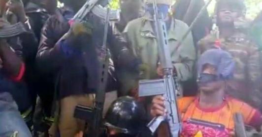 Bildergebnis für Cameroon School Kidnap: More Than 70 Pupils Seized in Bamenda