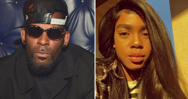 Image result for r kelly daughter