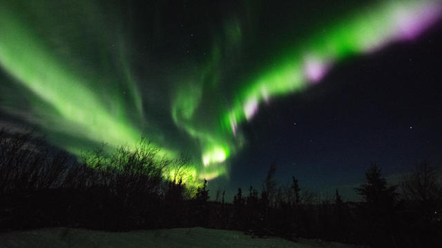 Best Place See Northern Lights Tonight