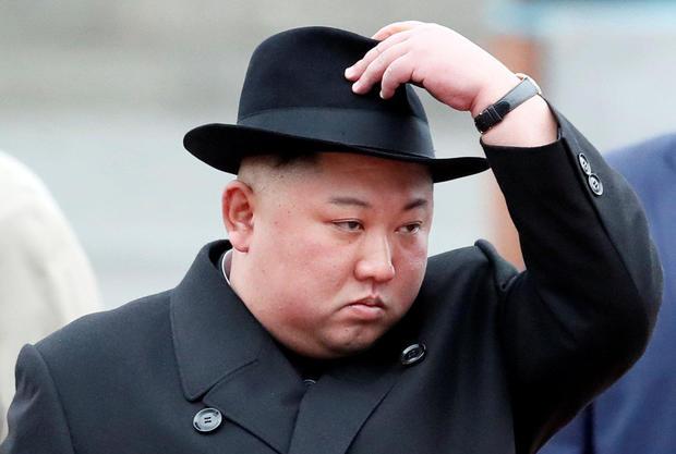 North Korea's Kim arrives in Vladivostok for summit with Russian President Putin