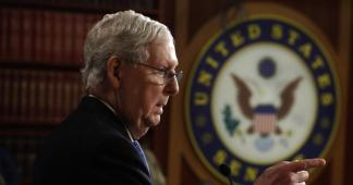 President Trump and Senate Majority Leader Mitch McConnell Plan to Cut Enhanced Unemployment Benefits Because the Extra 0 a Week is Stopping People Returning to Work