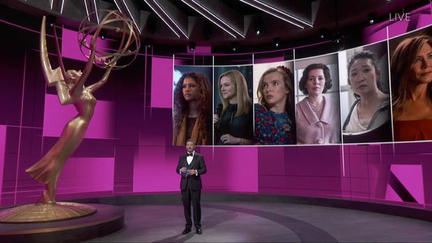 Walt Disney Television'ın 72. Yıllık Emmy Ödülleri Kapsamı