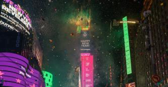 Times Square will hold a digital New Year's Eve celebration to ring in 2021
