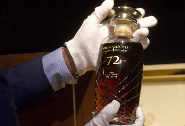 Hong Kong Rare Whiskey