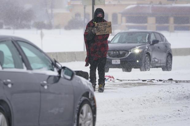 Winter Weather Oklahoma