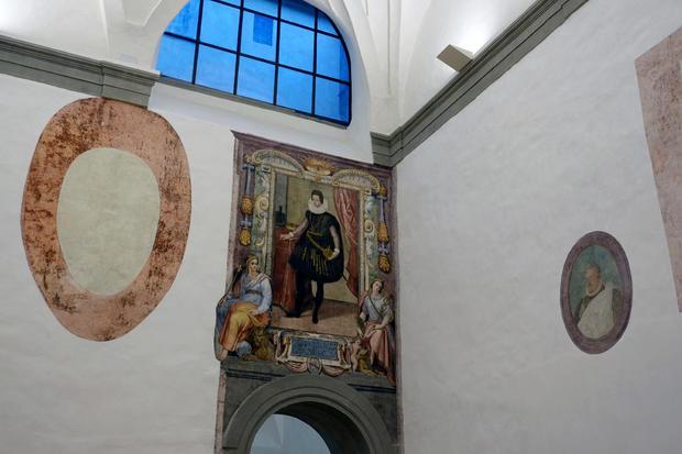 Italy Uffizi Gallery