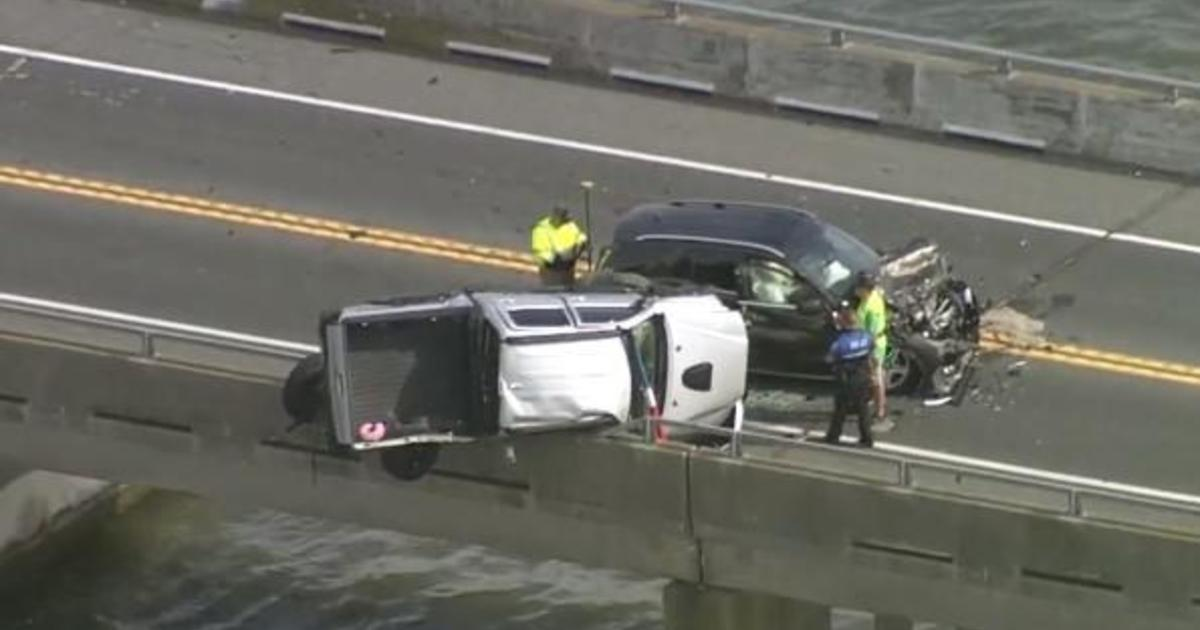 Good Samaritan rescues infant ejected into bay during crash, Swahili Post