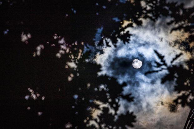ASTRONOMY PARTIAL SOLAR ELEVATION