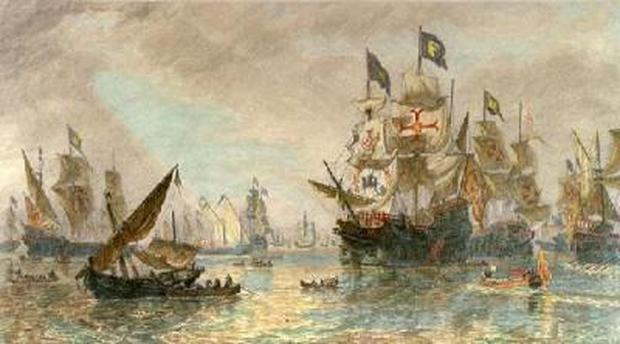 The Defeat of the Spanish Armada: How Changing Maritime ...