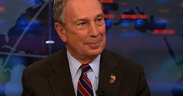 Bloomberg: I'm Not Running. Period. - CBS News
