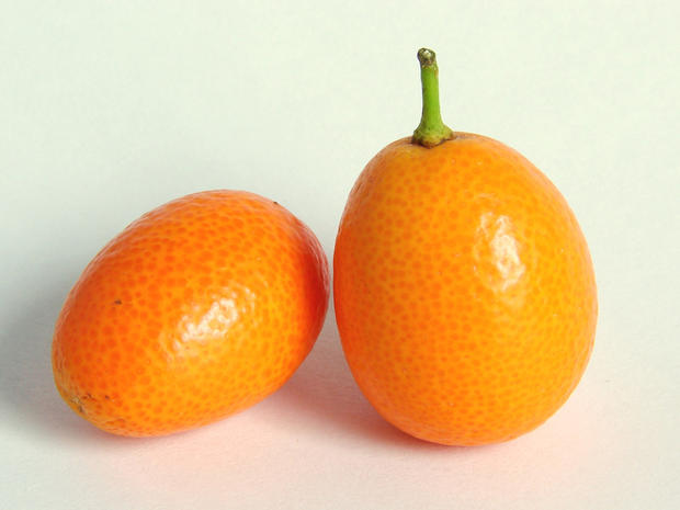Kumquat   15 strange fruits and vegetables   Pictures   CBS News