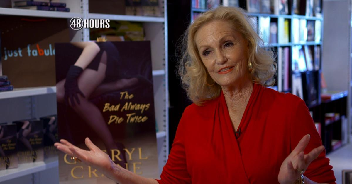 Cheryl Crane On New Book 48 Hours Videos CBS News